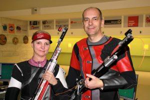 4. Platz für Mieming 2: Angelika Sporer und Christof Melmer