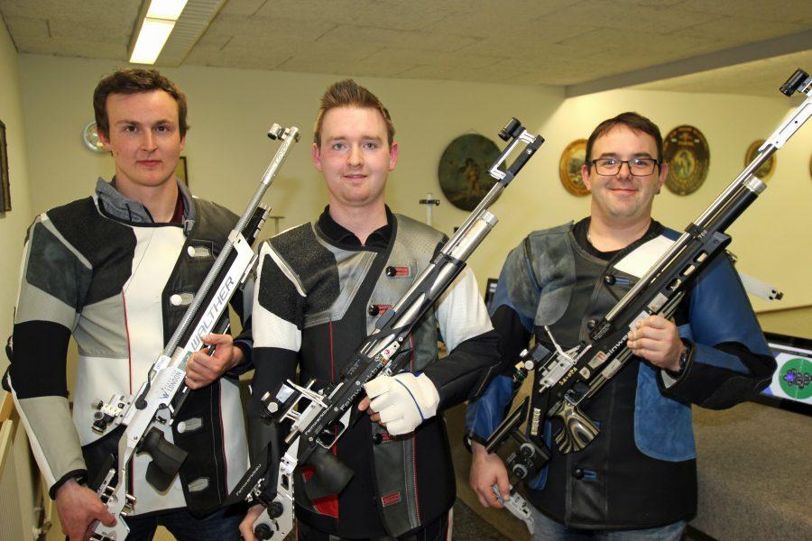 Männer: Lukas Kammerlander (Umhausen), Hannes Patka, Karl Hafner (Umhausen)